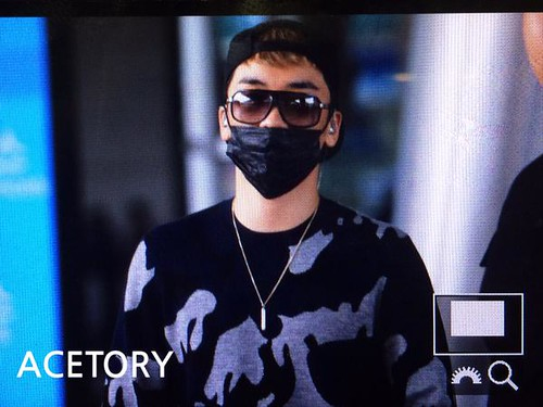 Big Bang - Incheon Airport - 28sep2015 - Acetory - 01