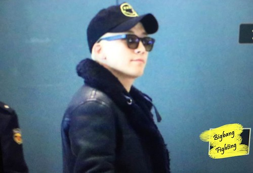 Big Bang - Incheon Airport - 07dec2015 - BigbangFighting - 04