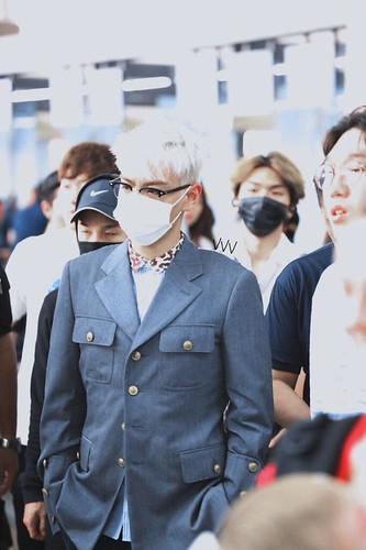 BIGBANG Departure Seoul ICN to Shenzhen 2015-08-07 (2)