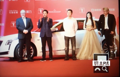 TOP - Shanghai International Film Festival - 11jun2016 - Utopia - 01