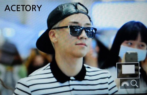 Big Bang - Incheon Airport - 01jun2016 - Acetory - 01