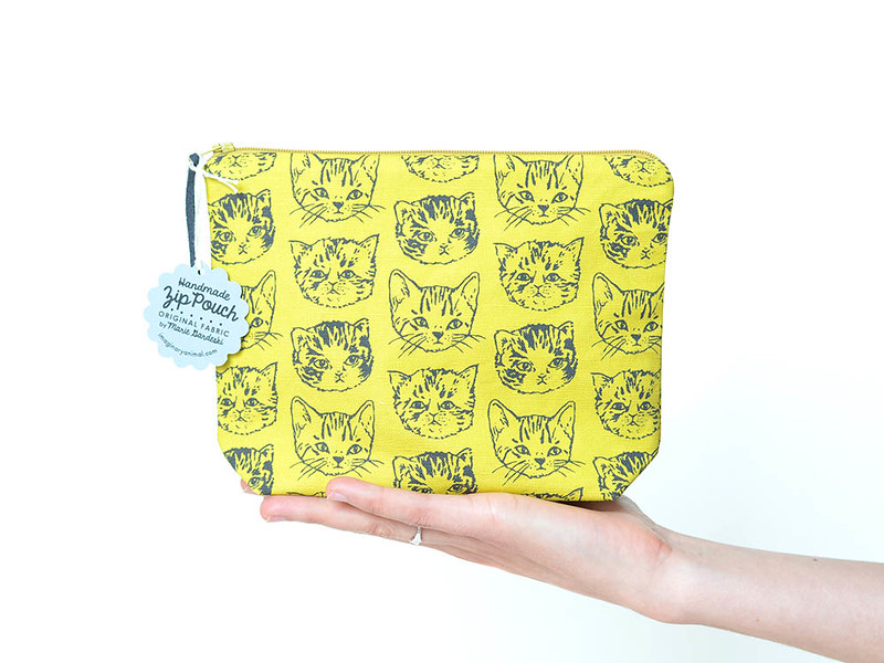 Cute Cat Pouches