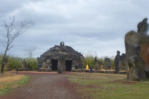 Co-Jejudo-Jeju-tour-Parc des pierres (76)