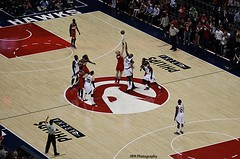 Tip-Off! Atlanta Hawks vs Washington Wizards, Game 1 #AtlantaHawks #NBA