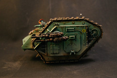 Sons of Horus Landraider Spartan