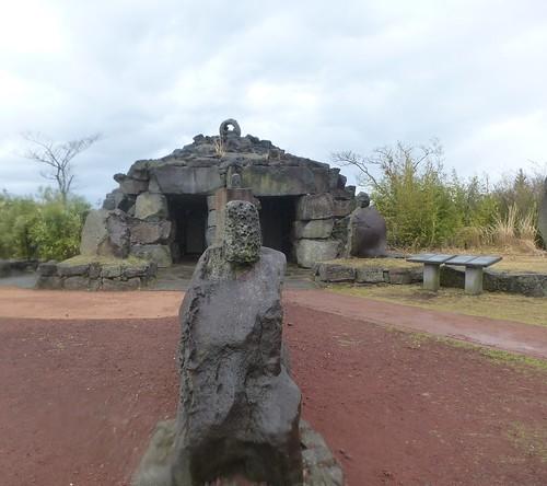 Co-Jejudo-Jeju-tour-Parc des pierres (79)