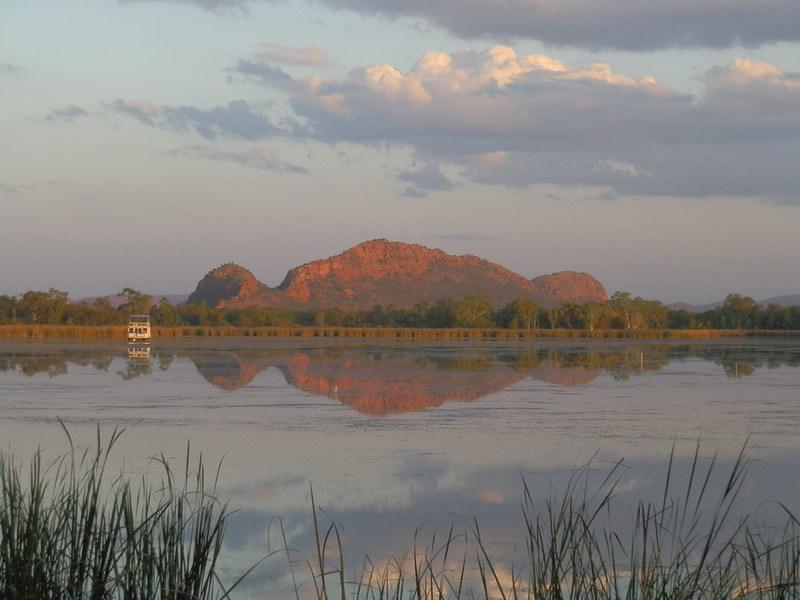 The Sleeping Buddha, Kununurra