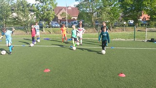 Zomer-Outdoor Trainingssessies