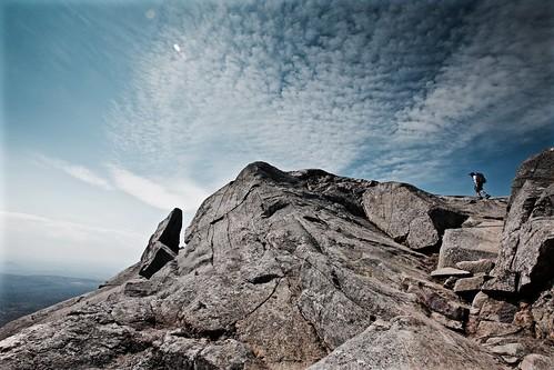 The Mountain Climber 登山