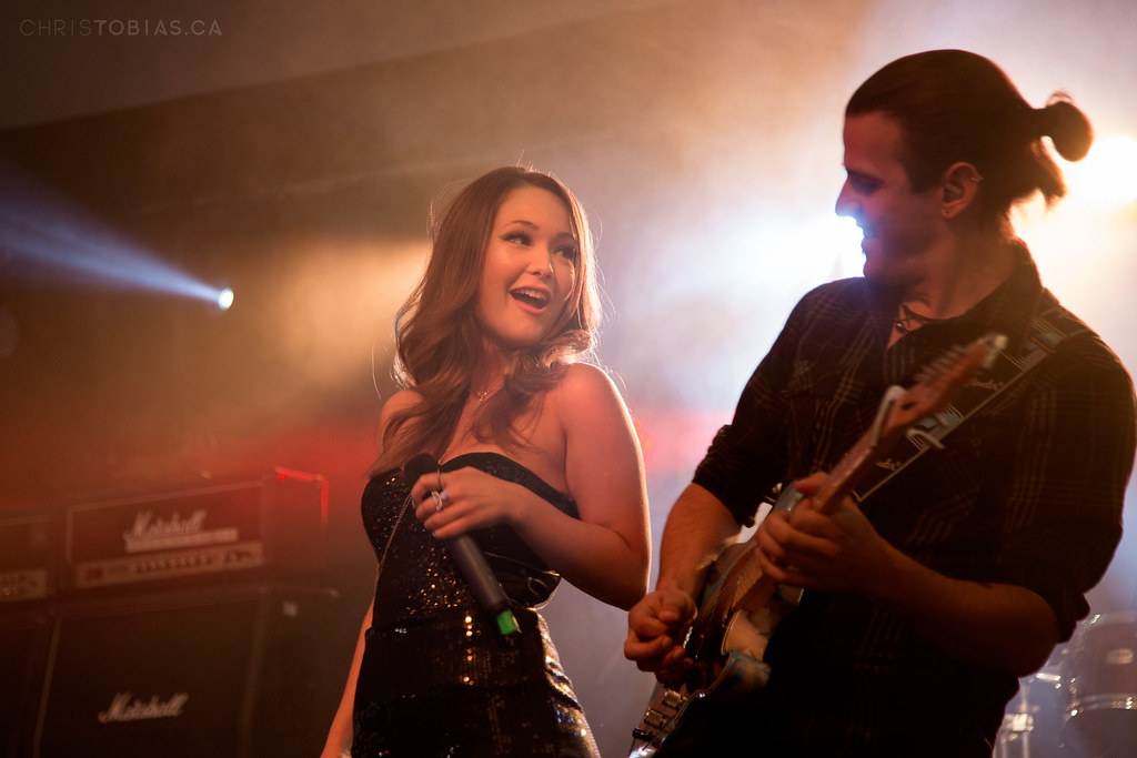 Kira Isabella at Rainmaker 2015