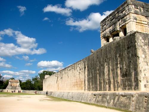 Complejo del Juego de la Pelota, Chichén Itzá