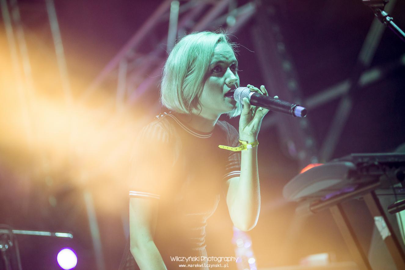 Męskie Granie 2016 - Iza Lach