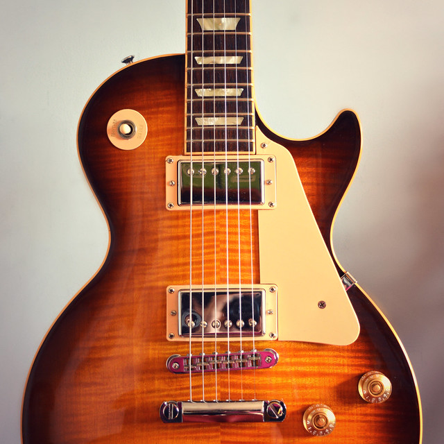 Photo:2008 Gibson USA Les Paul Trad. DB By Freebird_71