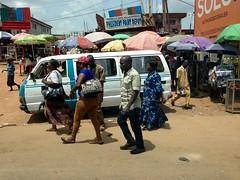 Street scene, Challenge, Ibadan, Oyo, Nigeria. #JujuFilms