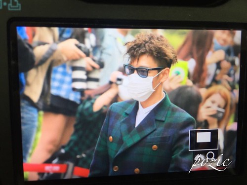 Big Bang - KBS Music Bank - 15may2015 - TOP - Pozic - 02