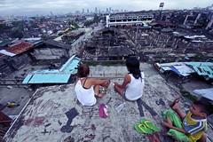 people, slum,
