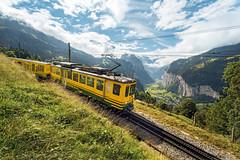 Výhodné jízdenky pro cestování Švýcarskem