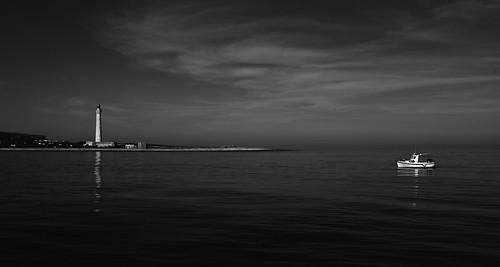 """Capo S. Vito, Sicilia from the book """"Le isole lontane"""" by Sergio Albeggiani"""