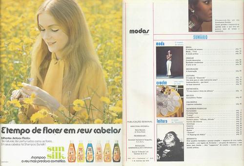 Modas e Bordados, No. 3213, Setembro 5 1973 - 1