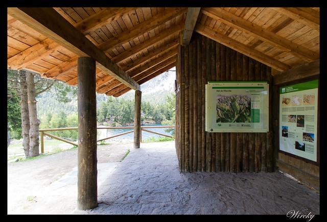 Caseta del Lago de San Mauricio