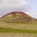 Helgafell volcano
