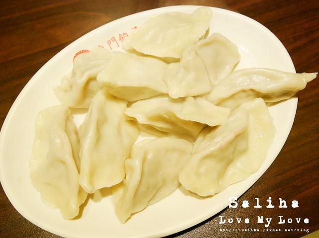 台北永康街美食推薦東門餃子館 (6)