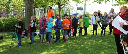 Kulturskolan bjuder på Barnkulturfest, maj 2015