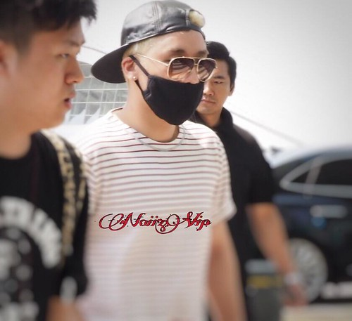 Big Bang - Incheon Airport - 29may2015 - Seung Ri - NoiizVip - 01