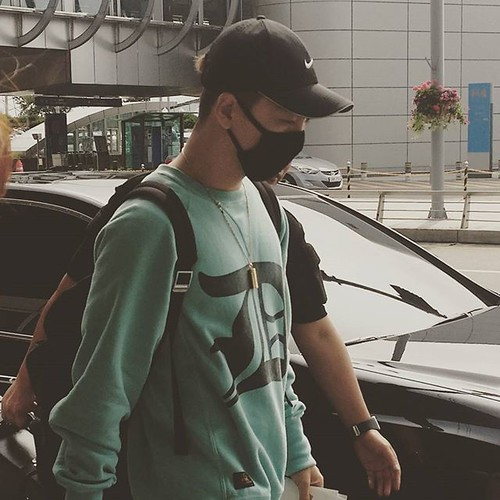 Big Bang - Incheon Airport - 02aug2015 - mybaeby - 08