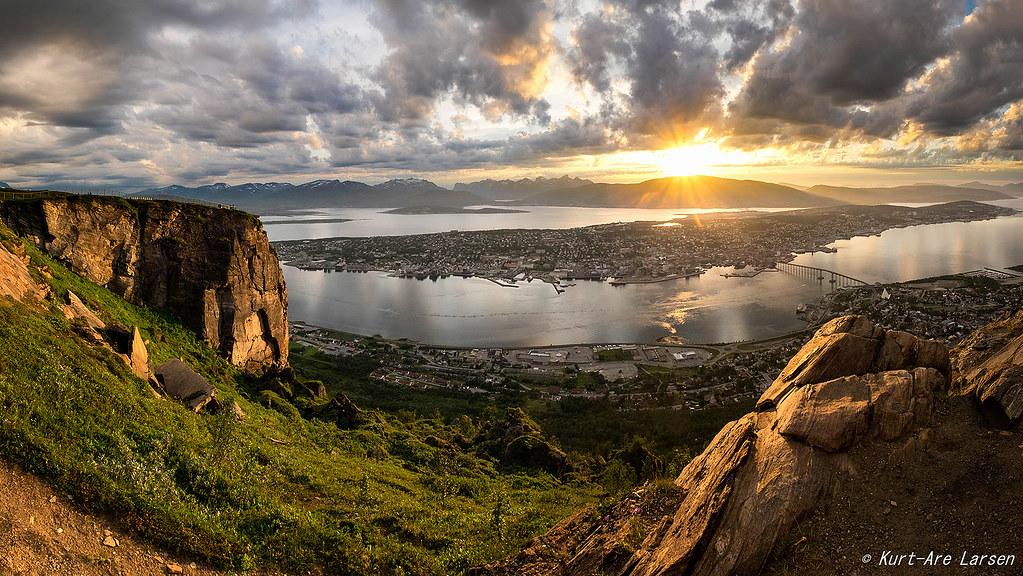 Tromsø in Norway