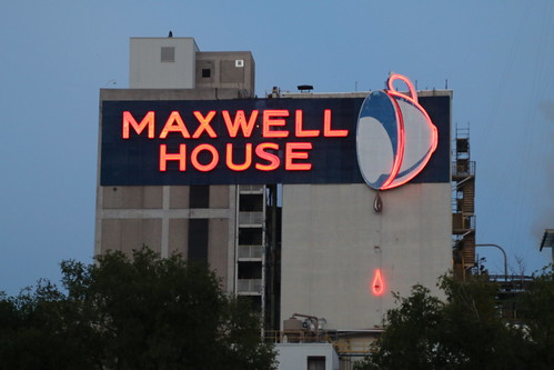 Maxwell House Plant (Jacksonville, Florida - July 27, 2016)