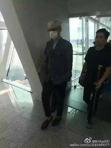 more BIGBANG arrival Shenzhen 2015-08-07 (44)