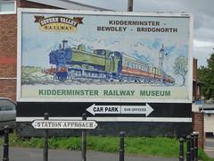 Kidderminster Town Station - SVR