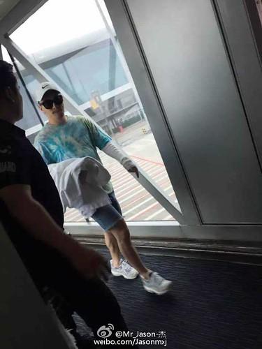 BIGBANG Arrival Nanning (46)