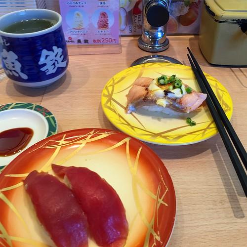 回転寿司^o^