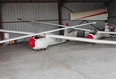 F-CCHK Wassmer WA.21 Javelot II glider