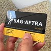 We've got the #blackcard now! #sagaftra #actress #tw #actor #baller