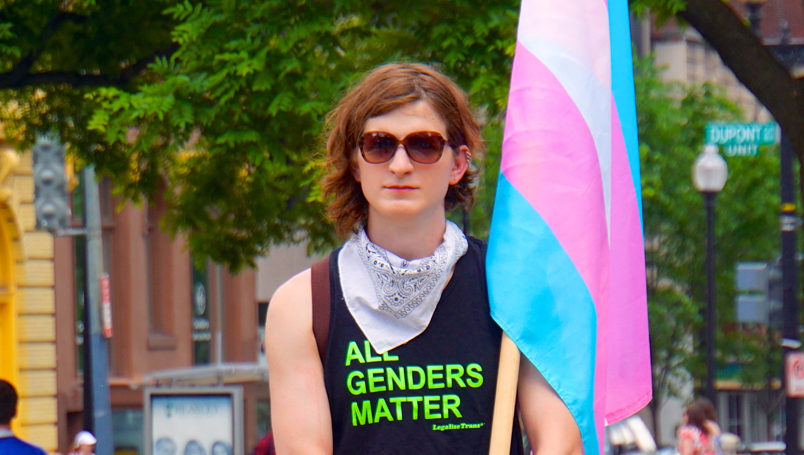 Trans Solidarity Rally and March 55401
