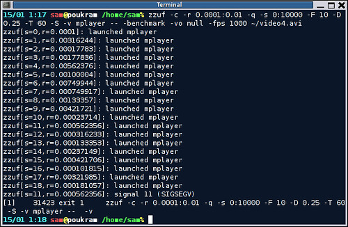 zzuf - Multi-Purpose Application Input Fuzzing Tool