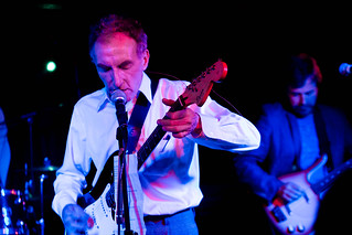 Vic Godard & Subway Sect / The Cravats - The Flapper, Birmingham - 16/05/15