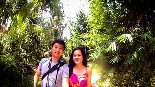 Nikko and Janna Trail