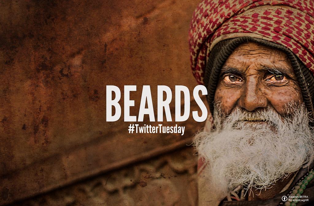 Twitter Tuesday: Beards