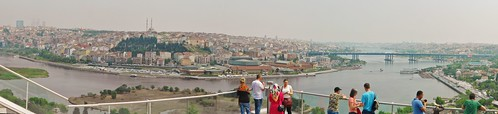 Panorama of Istanbul