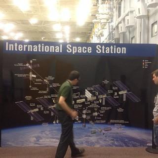 Private tour at NASA!