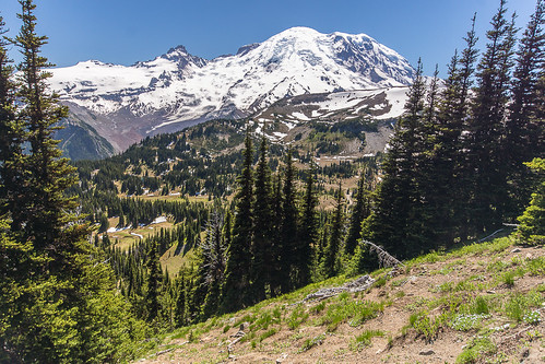 sunrise landscape hiking mountrainier mountrainiernationalpark littletahoma sourdoughridge sigma1020mmlens sonya77
