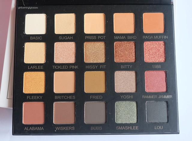 Violet Voss Cosmetics Laura Lee Palette2