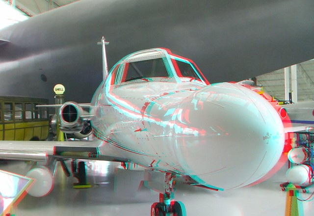 Rockwell Collins Airborne Test Aircraft in 3D