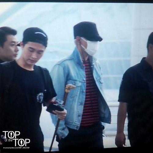 BIGBANG departure Seoul ICN to Manila 2015-07-30 (4)