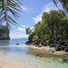 flowerpot rock Pago Pago by frisar1