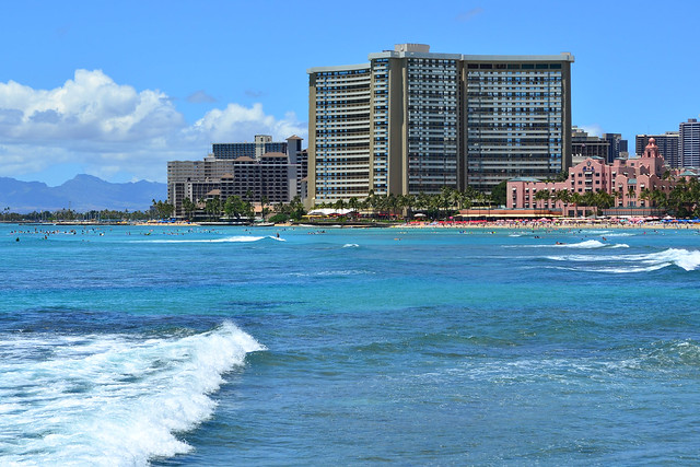 Luxury Waikiki Hotels On The Beach